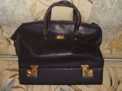 Меняю Итальянскую сумку Zenith на Ваши лоты