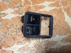 Кнопка регулировки фар. Nissan Almera, N16