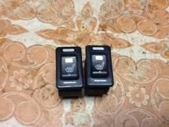 Кнопка включения обогрева. Nissan Almera, N16