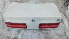 Крышка багажника. Toyota Mark II, JZX105, GX105, JZX100, GX100, JZX101, LX100 Двигатели: 2LTE, 1JZGTE, 1GFE, 1JZGE, 2JZGE