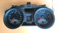 Панель приборов. Renault Megane