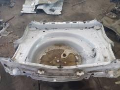Ванна в багажник. Toyota Corolla Fielder