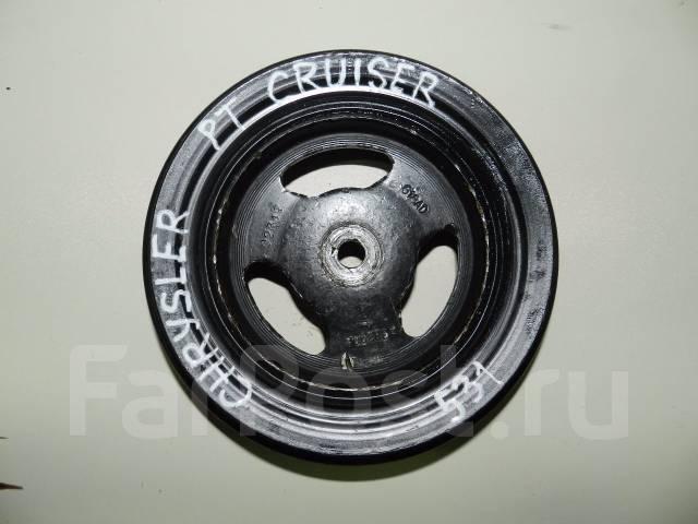 Шкив коленвала. Chrysler Neon Chrysler PT Cruiser