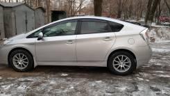 Toyota Prius. автомат, передний, 1.8 (99 л.с.), бензин, 99 998 тыс. км