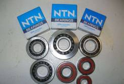 Подшипник ступицы. Subaru Domingo, FA7 Subaru Sambar, KS3, KV3 Nissan X-Trail, T30 Двигатели: EF12E, EN07Y, EN07F, EN07C, EN07L, YD22ETI, QR20DE, QR25...