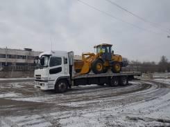 Фургон / Контейнеровоз / Площадка Грузоперевозки 15тн.