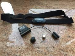 Датчик скорости и частоты педалирования и пульсометр