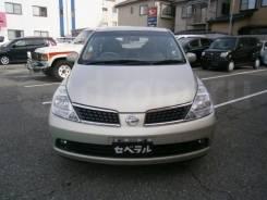 Nissan Tiida Latio. C11 CN11 SNC11, HR15