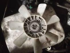Вискомуфта. Isuzu Bighorn Isuzu Wizard Isuzu MU Isuzu VehiCross Двигатель 6VD1