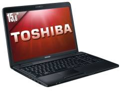 "Toshiba Satellite C660-1TN. 15.6"", 2,9 ГГц, ОЗУ 4096 Мб, диск 640 Гб, WiFi, Bluetooth, аккумулятор на 2 ч."