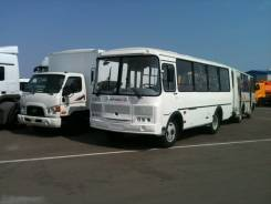 ПАЗ 32053. Автобус раздельные сиденья, 5 000 куб. см., 38 мест