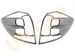 Накладка на стоп-сигнал. Honda Jazz Honda Fit, DBA-GE7, DBA-GE6 Двигатель L15A7. Под заказ