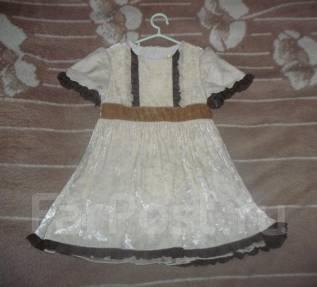 Платья. Рост: 86-98, 98-104 см