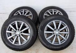 Колёса с шинами =Monza Japan= R16! 9мм! 2013 год! (№ 52721). 6.5x16 5x114.30 ET38