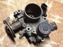 Заслонка дроссельная. Nissan Almera, N16 Двигатели: QG15DE, QG18DE, QG16DE