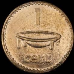 1 цент Фиджи