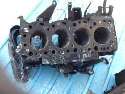 Блок цилиндров. Toyota Hiace Двигатель 2L