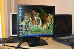 "Acer. 17"" (43 см), технология LCD (ЖК)"