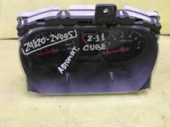 Панель приборов. Nissan Cube Cubic, BGZ11 Nissan Cube, BZ11 Двигатель CR14DE