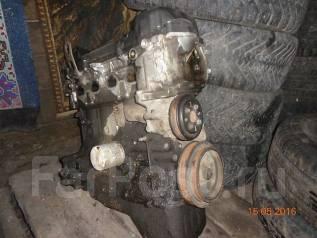 Двигатель в сборе. Nissan Primera