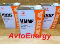 Honda. Вязкость HMMF, синтетическое