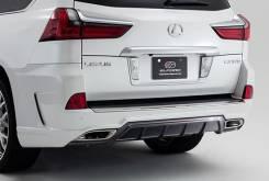 Бампер. Lexus LX570 Lexus LX450d. Под заказ