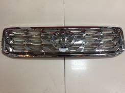 Решетка радиатора. Toyota Land Cruiser Prado, KDJ120W, KDJ125W, VZJ120W, VZJ125W, RZJ120W, GRJ121W, VZJ121W, KDJ121W, TRJ125W, TRJ120W, KDJ120, GRJ120...