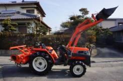 Kubota. GL-25 трактор. Фронтальник, фреза, 4WD., 25,00л.с. Под заказ
