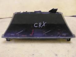 Панель приборов. Honda CR-X