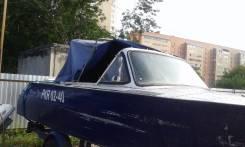 Амур. Год: 1969 год, длина 5,50м., двигатель стационарный, 135,00л.с., бензин