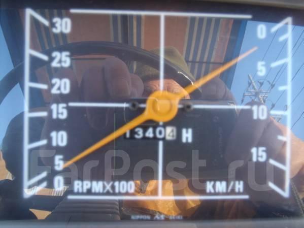 Iseki. LandLeader 24 трактор, фронтальник, фреза, 1300 часов. Под заказ