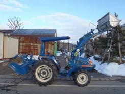 Iseki. LandLeader 24 трактор, фронтальник, фреза, 1300 часов., 24,00л.с. Под заказ