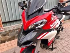 Ducati Multistrada 1200 S Pikes Peak. 1 200 куб. см., исправен, без птс, без пробега. Под заказ