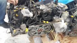 Двигатель в сборе тестированный Subaru EJ20 битурбо пробег 36000