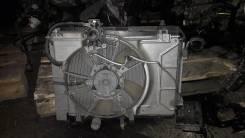 Радиатор охлаждения двигателя. Toyota: Vitz, Ractis, Yaris, Porte, ist, Scion Двигатели: 1NZFE, 2NZFE, 1NRFE, 2SZFE, 1NRFKE, 2ZRFE, 2NRFKE