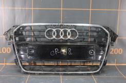 Решетка радиатора. Audi Quattro Audi A4, 8K5/B8, 8K2/B8