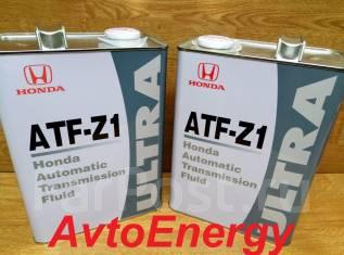 Honda. Вязкость ATF-Z1, синтетическое
