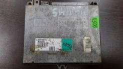 Блок управления двс. Volvo 440