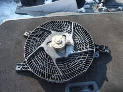 Вентилятор радиатора кондиционера. Nissan Laurel, GC35
