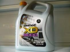 United Oil. Вязкость 10W-40, минеральное