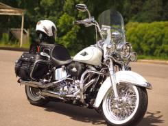 Harley-Davidson Softail Heritage Classic. 1 690 куб. см., исправен, птс, с пробегом