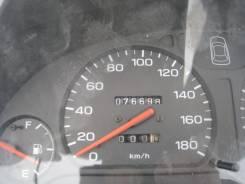 Панель приборов. Subaru Legacy, BD5, BG5 Двигатели: EJ20H, EJ20R