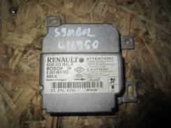 Блок управления airbag. Renault Symbol Renault Clio