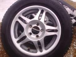 Продам комплект колес 185/65/14 с литыми дисками. x14 5x100.00