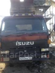 Isuzu Giga. Isuzu giga, 1 700 куб. см., 20 000 кг.