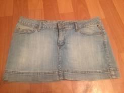Юбки джинсовые. 44