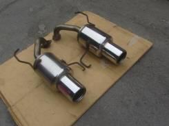 Выхлопная система. Subaru Legacy B4, BL9, BLE, BL5 Subaru Legacy, BL, BLE, BL5, BL9