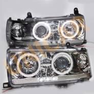 Линза фары. Toyota Land Cruiser, FJ80, FZJ80, HDJ80, HZJ80 Двигатели: 3FE, 1HZ, 1HDT, 1FZFE, 1HDFT, 3F, 1FZF. Под заказ