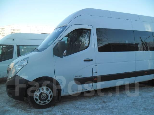 renault микроавтобус в омске