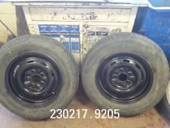 Nissan. 6.0x15, 5x114.30